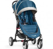 Baby Jogger jalutuskäru City Mini 4Wheels Teal/Gray