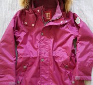 Ticket to Heaven parka,(uus) s.128
